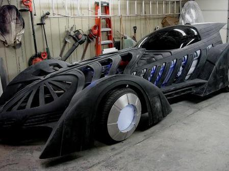 バットマン・フォーエヴァー-バットモービル-2