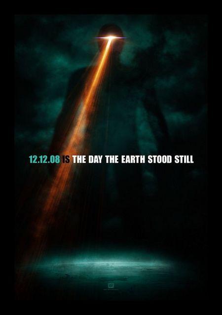地球の静止する日-ゴート-ポスター
