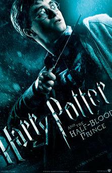 ハリー・ポッターと謎のプリンス-イタリアン・ポスター-3