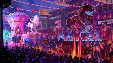 ディズニー--プリンセス・アンド・フロッグ-3