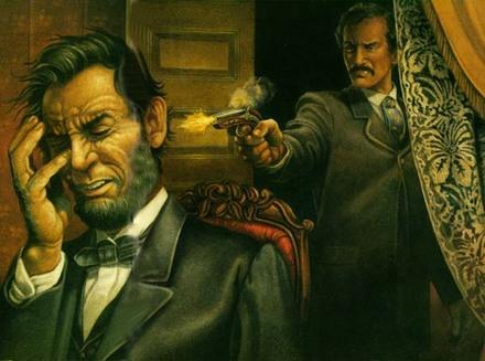 エイブラハム・リンカーン大統領-スピルバーグ