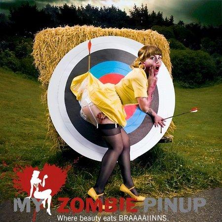 ゾンビ・カレンダー-2010年1月