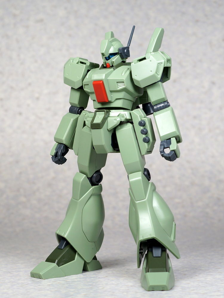 HGUC 1/144 RGM-89D ジェガンD型 製作02 パチ組み完成! : こーのーど ...