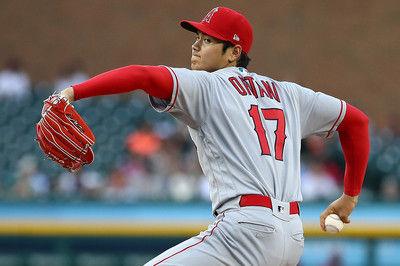 【MLB】大谷翔平が163キロ、今季のMLB先発投手最速記録を更新「現実離れ」「鬼才」