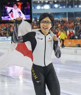 小平奈緒が2度目の総合優勝世界スプリント最終日