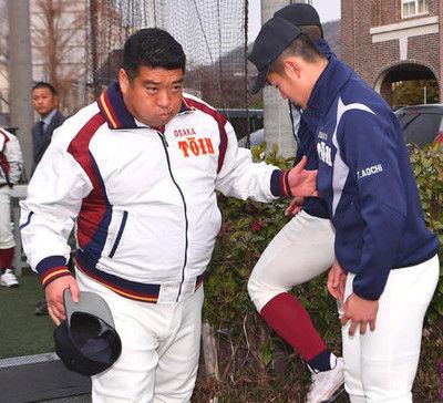 """大阪桐蔭センバツ落選""""ダブル3連覇""""の夢消える"""
