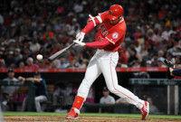 大谷翔平、今季最速182キロ二塁打!16打席ぶり安打にソーシア監督「穴を空けるような打球」