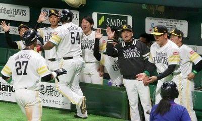 激戦制しタカ日本シリーズ本拠10連勝、V9巨人に並ぶセ球団は敵地13連敗