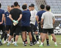 ロシアW杯日本代表、落選は井手口、三竿、浅野