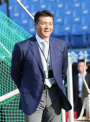 中日新監督に与田剛氏正式決定森監督フロント入り