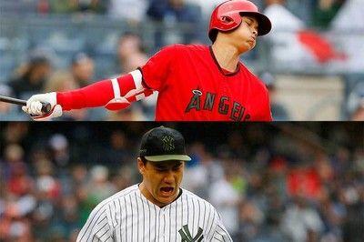 【MLB】田中将大VS大谷翔平はマー君に軍配!6回1失点の好投で6勝目、大谷から2K