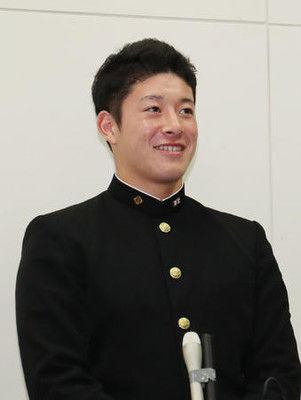 吉田輝星「かっこいい背番号」ダル推薦11に反応