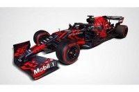 【画像:F1新車】斬新!レッドブル、2019年用の新車『RB15』発表!ホンダと1年目、勝利を狙う