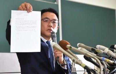 関学QB父「法律上」やむなし苦渋の被害届&嘆願書