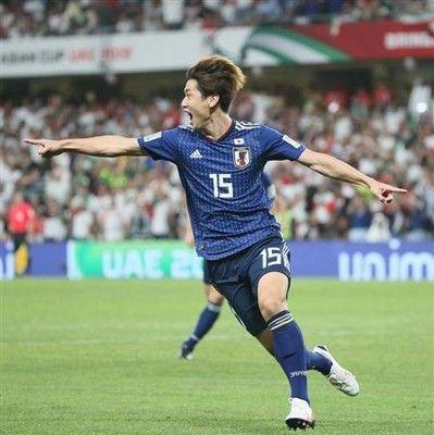 大迫、5試合ぶり先発で2発「この大一番で一番の出来の試合ができた」/アジア杯