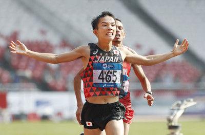 男子マラソンバーレーンが抗議も却下「日本のアスリートは彼をブロックし続けた」