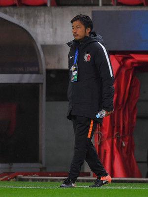 鹿島、不倫報道の柳沢コーチを規律違反により自宅謹慎処分