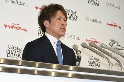 鷹・甲斐、2500万円増の6500万円2度目交渉で1000万円上積み「納得してサイン」