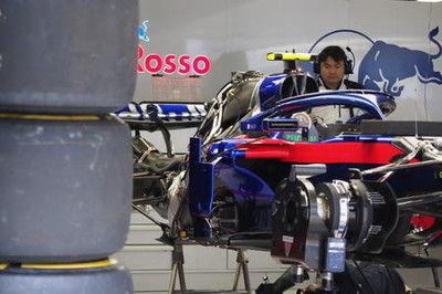 F1第16戦ロシアGP、ホンダのスペック3投入