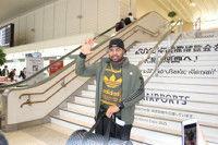 【阪神】ロサリオが帰国「今年はチームとしても私としてもうまくいかなかった」