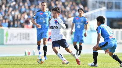 王者・川崎Fはドロースタート…FC東京GK林が好セーブ連発、17歳久保は随所に存在感を発揮