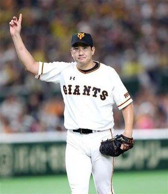 巨人・斎藤コーチ、菅野の5完封に「さすがエース」