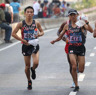 酷暑の東京五輪。完走率60%が示すマラソンの過酷さ