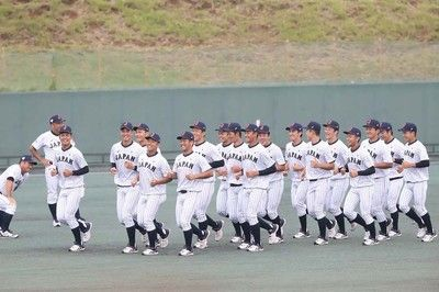 【侍U-18代表】侍JU-18代表が新ラインナップ、1番藤原、3番小園、4番根尾、5番中川