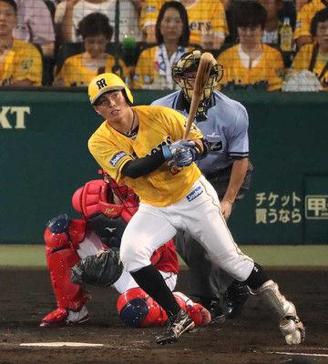 阪神、広島戦の連敗6で止めた!甲子園の連敗も5でストップ!北條、3安打3打点の活躍