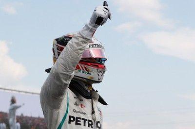 【順位結果】F1第12戦ハンガリーGP予選