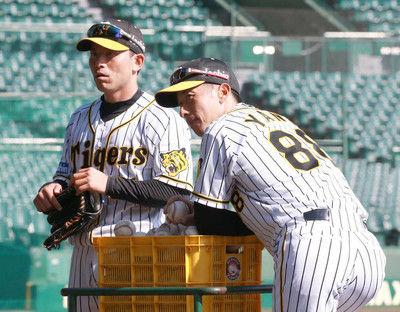 阪神・矢野監督全員競争「勝ち上がったヤツがレギュラーに」