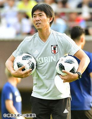"""【西野ジャパン】急造3バック鍵握る""""専門家""""森保コーチ"""