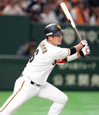 巨人坂本勇人が登録抹消前日に1500戦出場達成