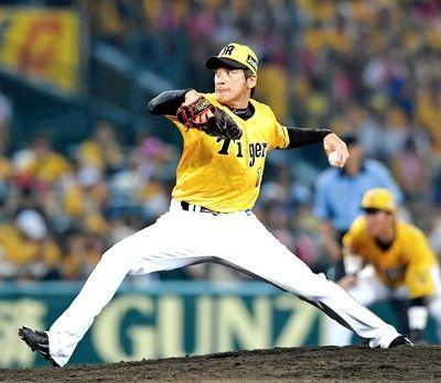 阪神・能見 お見事火消しクールな左腕が点火寸前の鯉打線を15球3人斬り