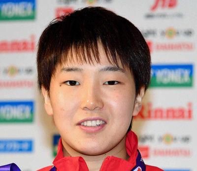 バド山口茜が4強、日本勢20年ぶりメダル