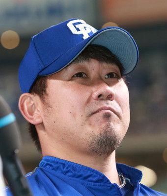 中日・松坂キャッチボールを回避、別メニュー調整西山球団代表「しばらくノースロー」