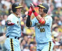 阪神、9点爆勝で5連勝巨人は3年連続借金1で交流戦へ