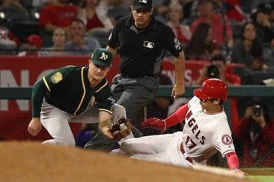 【MLB】大谷翔平、メジャー史上初の快挙達成!シーズン20発、10登板、10盗塁の偉業