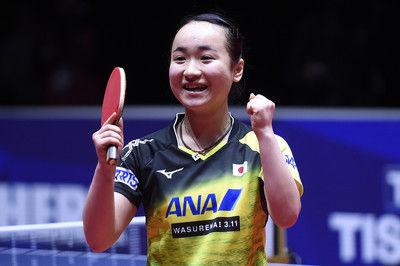 世界卓球 8戦8勝で無敗の伊藤美誠が5位へランクアップ<卓球・女子 最新世界ランク>