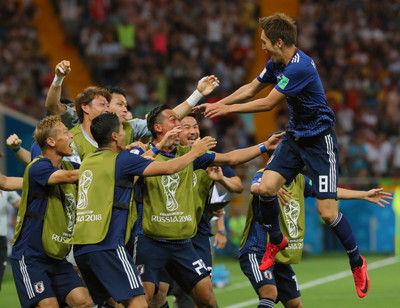 <サッカー日本代表>ベルギーに逆転負け8強ならず