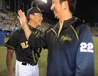 【阪神】ランナーコーチ変更で快勝、金本監督「ちょっと感じを変えようかなというだけ」
