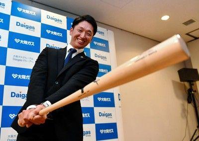 阪神・矢野監督、ドラ1近本にOB赤星氏イメージ重ねる「体も打撃も一回り大きく」