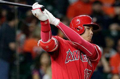 【MLB】大谷翔平、3三振含む4タコアストロズ3連戦は12打数1安打、エ軍は5連敗