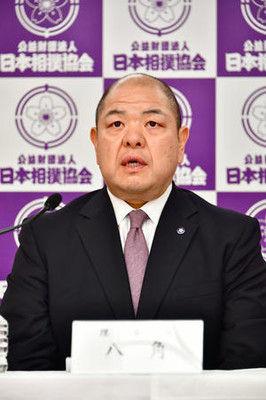 相撲協会が暴力対策4カ条発表全関取へ緊急指導へ