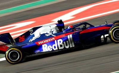 ホンダF1、再びトラブルフリーで順調な一日。トロロッソの最速タイム記録は「チームメンバーのモチベーション向上につながる」
