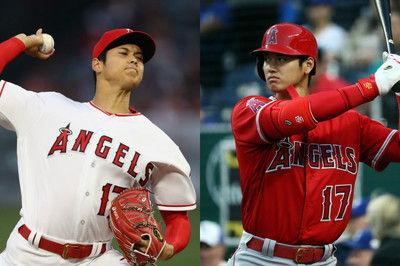 【MLB】大谷翔平を投打にわけて徹底比較米メディアが検証「MVP級打者+CY賞級剛腕」