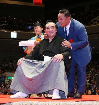 元横綱・日馬富士引退相撲「新しいスタートなので、泣くわけにはいかない」