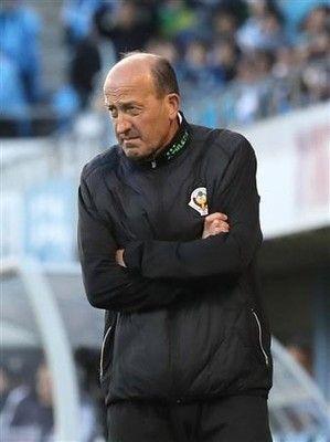 C大阪新監督、ロティーナ氏就任決定的今季東京V指揮