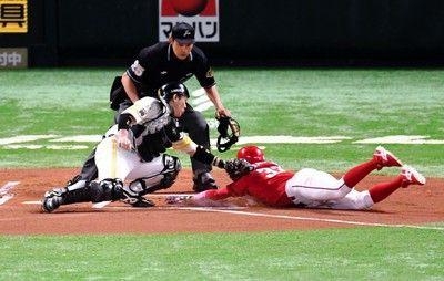 広島痛かった初回の本塁憤死玉木三塁コーチャー「自分の判断ミス」