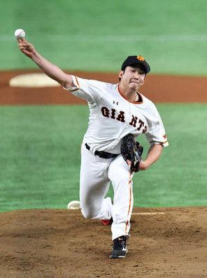 菅野、上原ら巨人5部門トップ球宴第1回中間投票